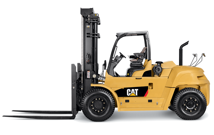 Forklift-counterbalance